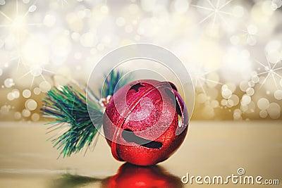 Jingle bell magic.