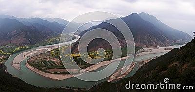 Jinsha River Grand Bay
