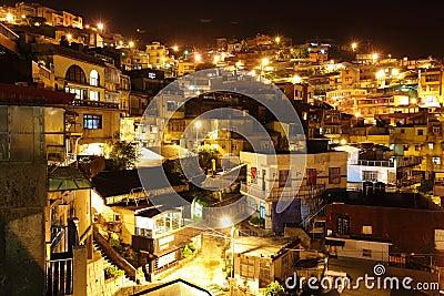 Jiu fen village