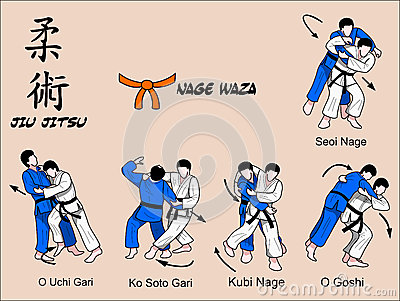 Jiu Jitsu orange belt