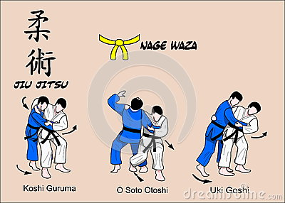 Jiu Jitsu yellow belt