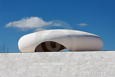 JK Memorial in Brasilia