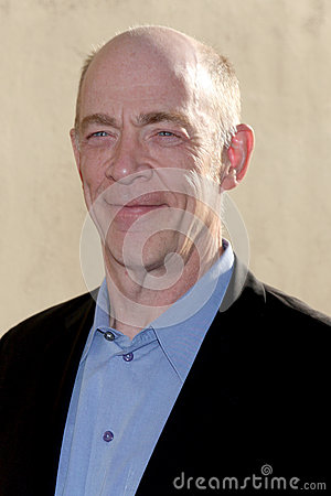 JK Simmons arrives at the ABC / Disney International Upfronts Editorial Stock Photo