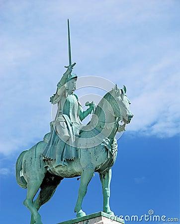 Joan d arc.