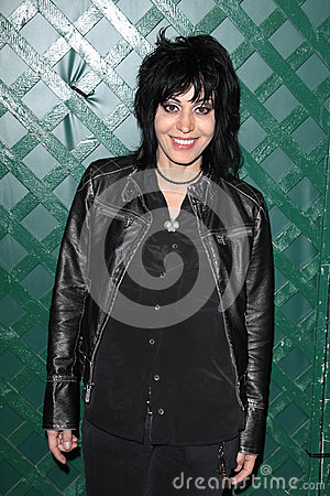Joan Jett Editorial Stock Image