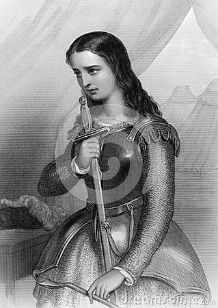 Free Joan Of Arc Stock Images - 32341094
