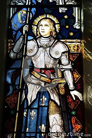 Free Joan Of Arc Royalty Free Stock Image - 9479946