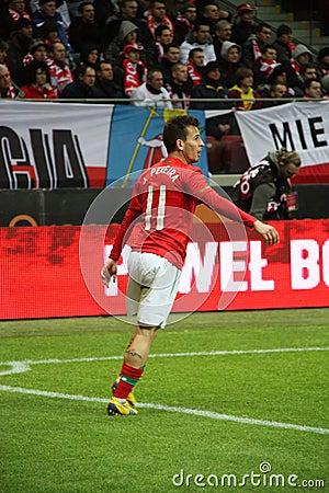 Joao Pereira (Sporting Lisbon) Editorial Image