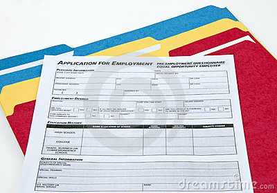 Job Appication Form