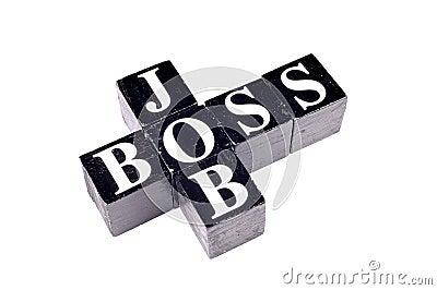 Job boss