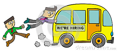 Job bus