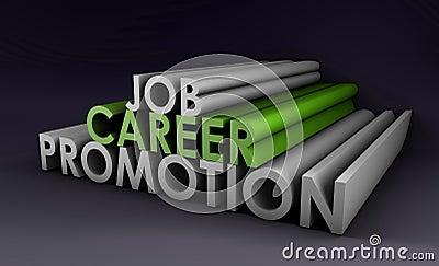 Job Career Promotion