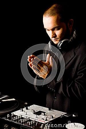 Job of deejay
