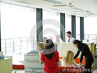 Job frenzy
