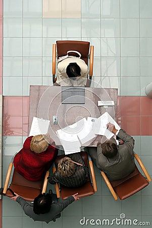 Free Job Interview Stock Photo - 330200