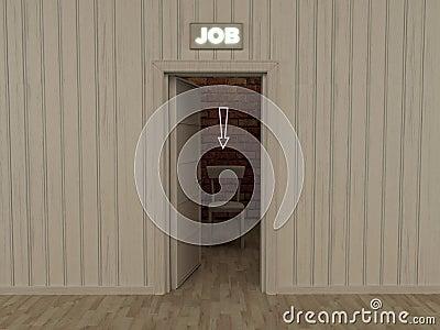 Job room
