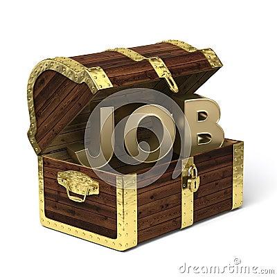 Job it s a treasure!