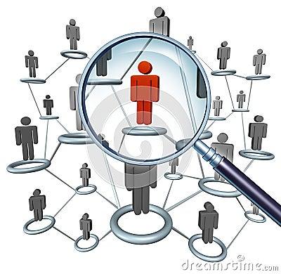 Free Job Searching Stock Photos - 23315793