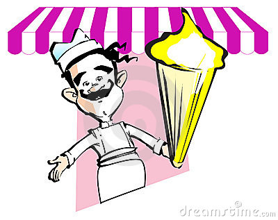 JOB SERIES ice cream