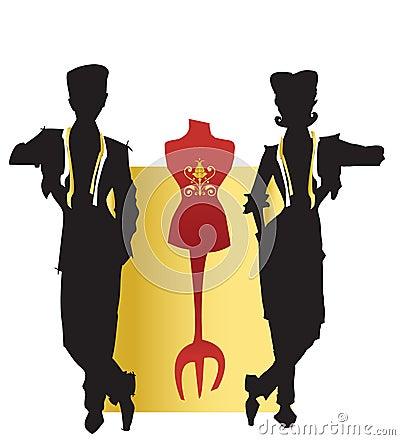 JOB SERIES tailor, dressmaker