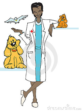 Job series - veterinary