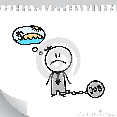 Job slavery
