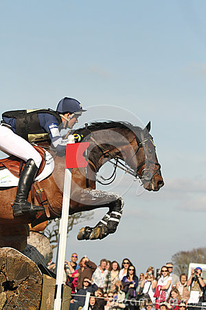 Jock Paget (NZL) and Clifton Promise Editorial Stock Photo