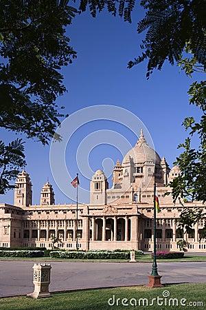 Umaid Bhavan Palace - Jodhpur - India