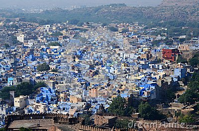 Jodhpur - second largest city in Rajasthan, India