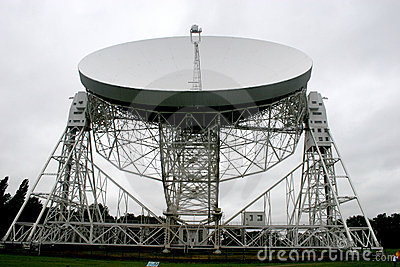Jodrell bank radiotelescope