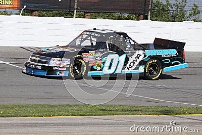 Joe Aramendia 01 Qualifying NASCAR Truck Series Editorial Image