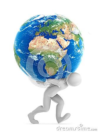 لاتحمل الكرة الارضية راسك joe-carrying-earth-t