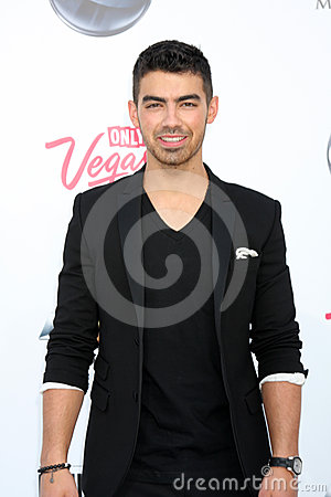 Joe Jonas Editorial Photography