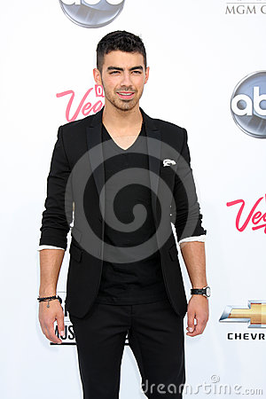 Joe Jonas Editorial Stock Image