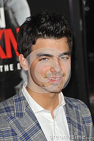 Joe Jonas,The Jonas Brothers,Edge,Jona,Jonas Brothers Editorial Image