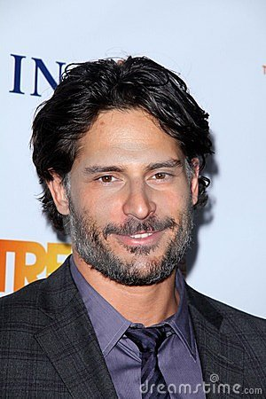 Joe Manganiello Editorial Image