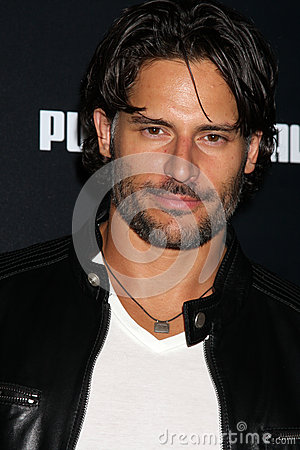 Joe Manganiello Editorial Photo