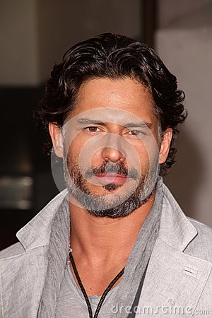 Joe Manganiello at the HBO  Editorial Stock Photo