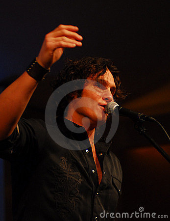 Joe Nichols Editorial Stock Photo