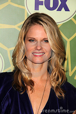Joelle Carter Editorial Stock Image