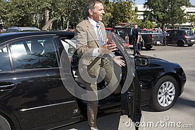 Joerg Haider, Austrian politician Editorial Photo