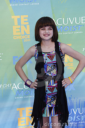 Joey King Editorial Stock Image