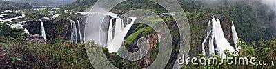 Jog Falls Panorama