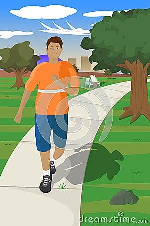 A Jog through the Park
