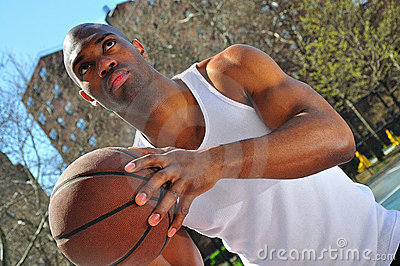 Jogador de basquetebol