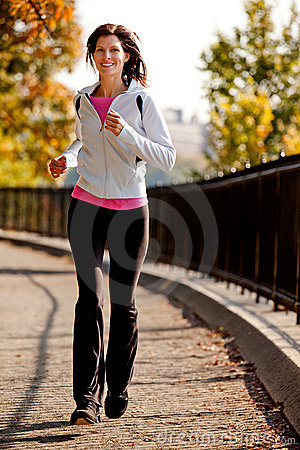 Free Jogging Royalty Free Stock Photography - 11578567