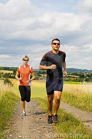 Jogging people 2
