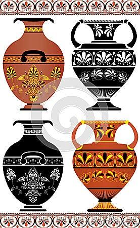 Jogo dos vasos gregos