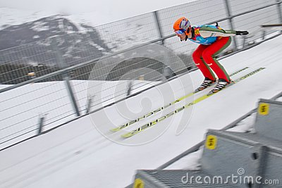 Jogos Olímpicos 2012 da juventude Foto de Stock Editorial