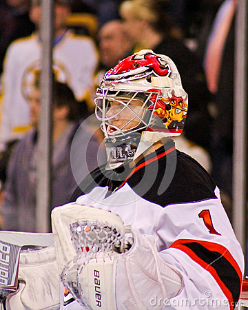 Johan Hedberg New Jersey Devils Editorial Image